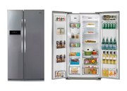 Холодильник LG GC-B207 Side-By-Side